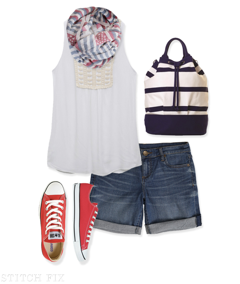 4th of July Look3
