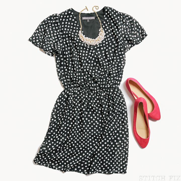 Back To School Teacher, Dress Look