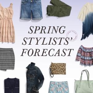 Stylists' Spotlight on Spring
